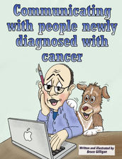 front cover of 'Communicating with people newly diagnosed with cancer' ebook